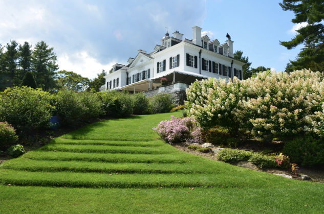 The Mount, Edith Wharton's Home.